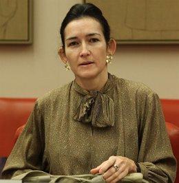 La ministra de Cultura Ángeles González Sinde