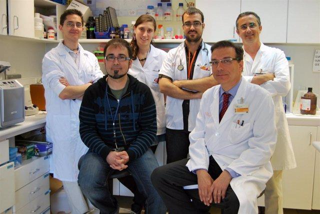 Grupo de investigación de sarcomas del Idibell