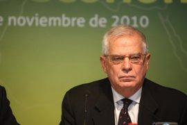 Borrell aboga por una drástica reforma fiscal