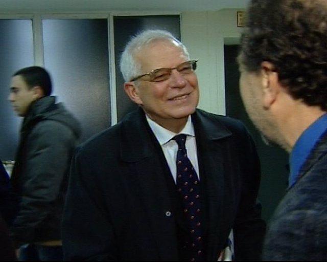 Borrell pide calma a los mercados