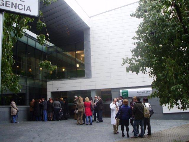 centro de salud Cisneo Alto en Sevilla