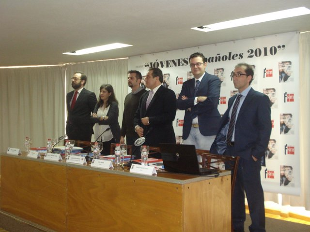 Presentación del informe 'Jóvenes Españoles 2010'