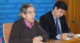 Pedro Vaquero Y Diego Valderas