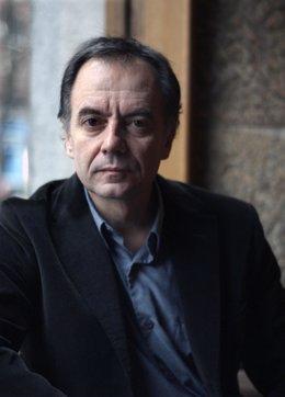El escritor Antonio Soler