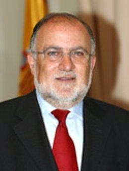 Víctor Morlán, secretario de Estado de Infraestructuras