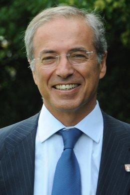 Miguel Antoñanzas, presidente de la eléctrica E.On