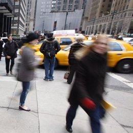 Calles de Nueva York, Estados Unidos