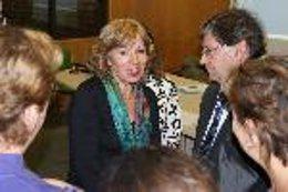 Cristina Molina y Vicenç Thomàs