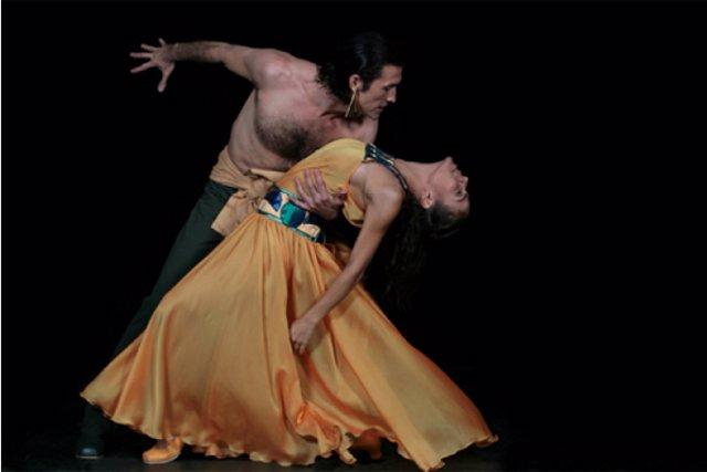 'El corazón de piedra verde' montaje del Ballet Nacional