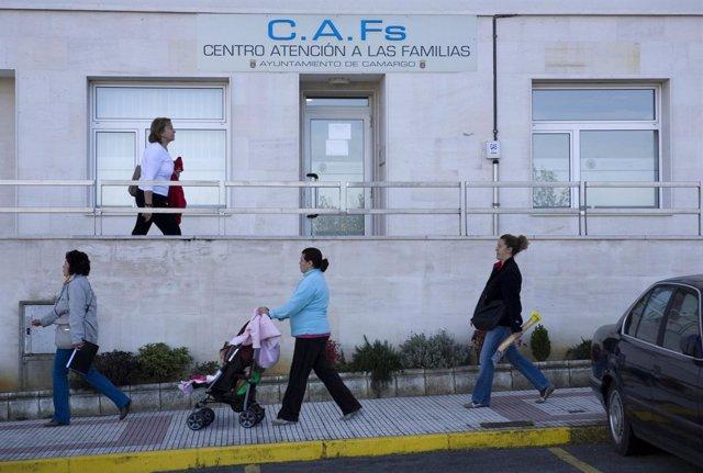 Centro de Atención a Familias