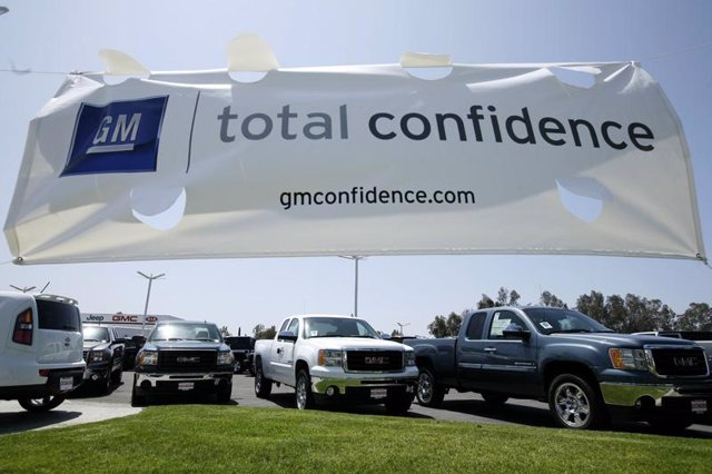 Concesionario General Motors