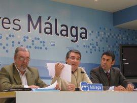 La Diputación asegura que el gasto comprometido en inversiones alcanza, a fecha de hoy, el 70 por ciento