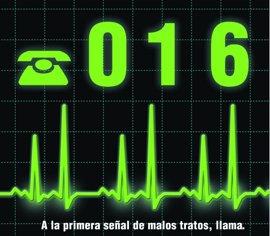 El teléfono 016 para víctimas de maltrato ha atendido 1.184 llamadas de Baleares entre enero y septiembre de 2010