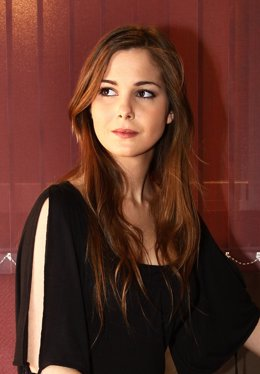 Natalia Sánchez  la joven actriz de Los Serrano