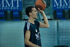 Baloncesto/Euroliga.- Prigioni se ejercita con el grupo y podría entrar en la convocatoria ante el Olympiacos