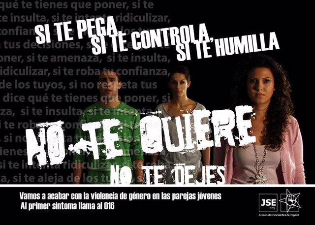 Nota De Prensa De Jsex. Campaña Contra La Violencia De Género