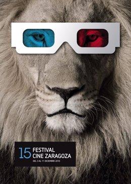Cartesl del Festival de Cine de Zaragoza