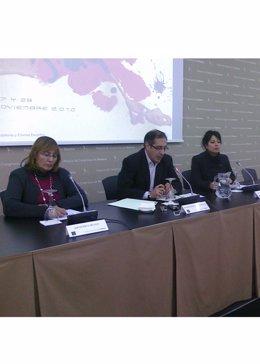 presentación I muestra de arte 'Ciudad de Huesca'