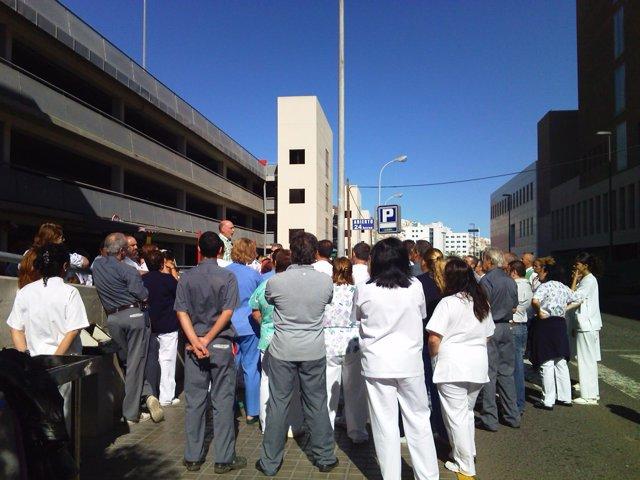 ¡Los Trabajadores Y Trabajadoras De La Sanidad Pública En Gran Canaria Acuerdan