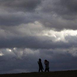 Nubes, Frío, Temporal En España