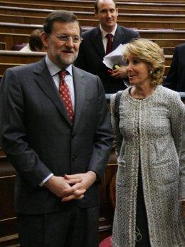 Rajoy Y Aguirre