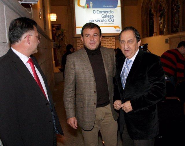 O conselleiro de Economía e Industria, Javier Guerra, inaugurará o foro O Comerc