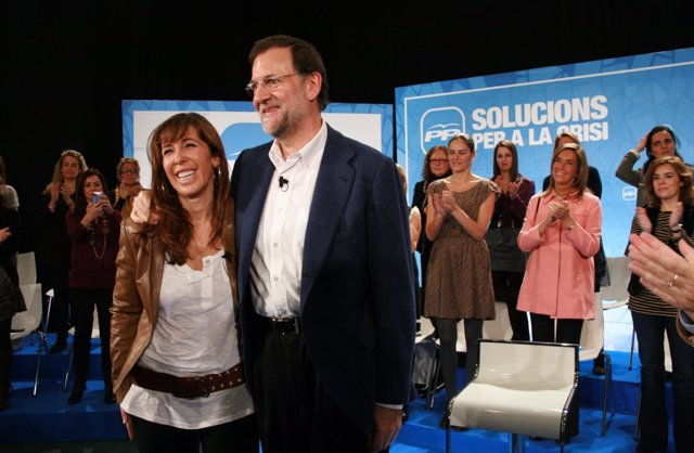 Rajoy y Camacho