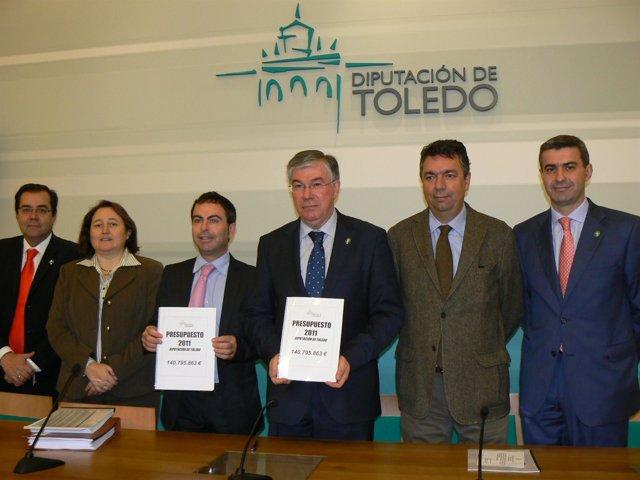 PRESUPUESTOS DIPUTACIÓN DE TOLEDO