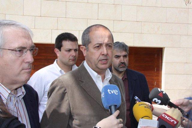 El secretario general adjunto de CDC, Felip Puig.