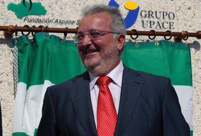 El diputado del PSOE Antonio Fernández