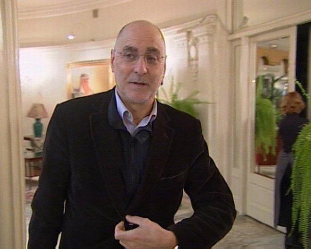 Imagenes del consejero de Interior Rodolfo Ares.