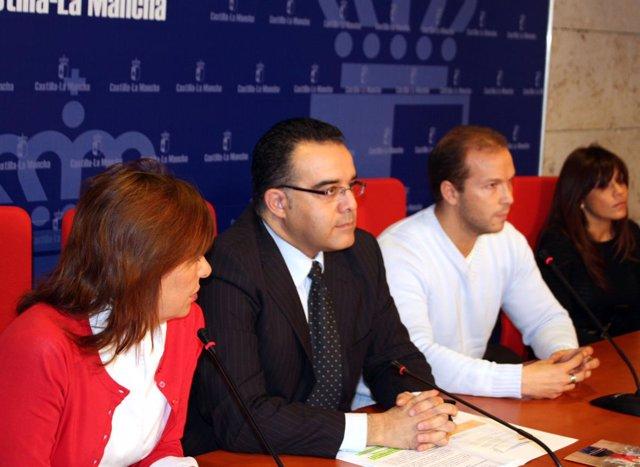 El director general durante la presentación del programa