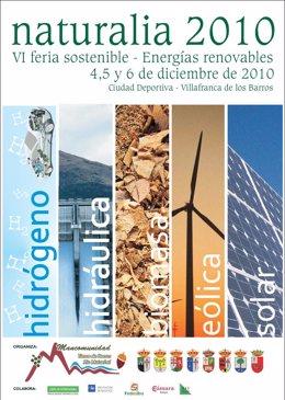 Cartel de Naturalia 2010
