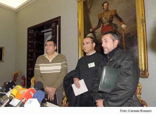 GONZÁLEZ CABAÑA SE REÚNE CON REPRESENTANTES DE LA ANTIGUA DELPHI Y REITERA SU ME