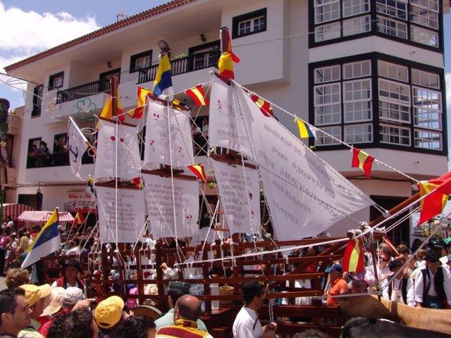 Barco de Tegueste (Tenerife)