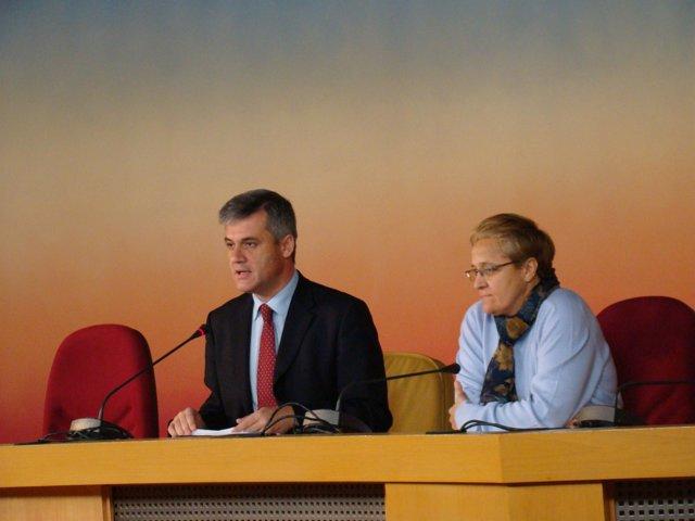 Lucas y Álvarez querían que Gallardón debatiera en el Pleno