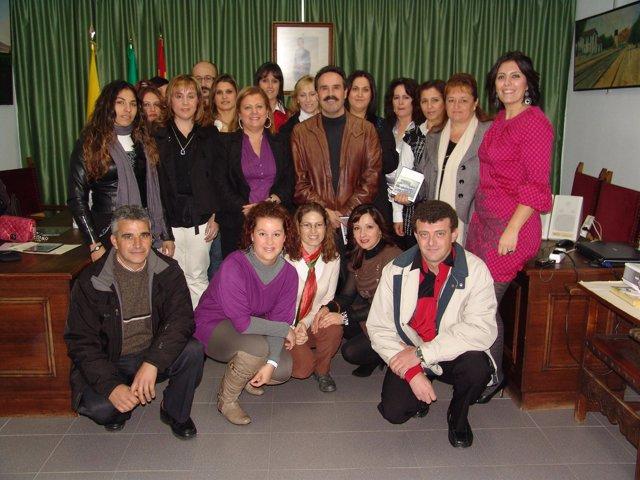 Nota Y Fotos Empleo Fiñana Y Olula