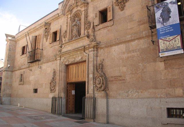 Archivo de la Guerra Civil en Salamanca