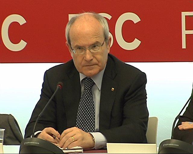 Montilla abandona la Generalitat para ir PSC