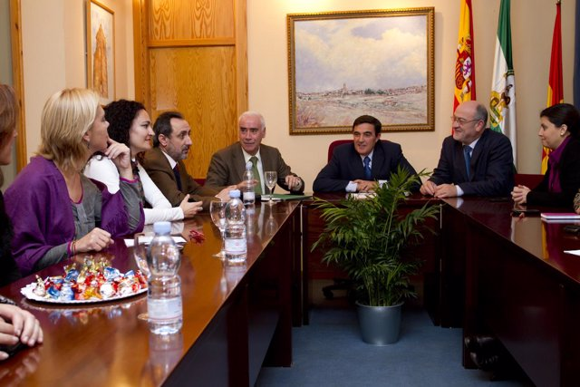 El consejero de Turismo, Comercio y Deporte de la Junta de Andalucía
