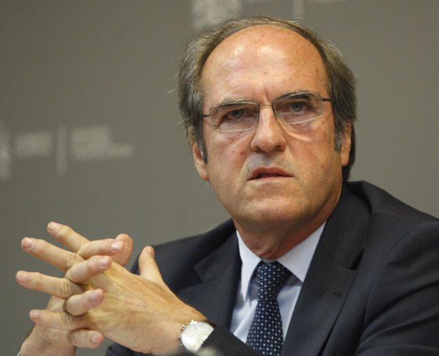 Primer plano de Ángel Gabilondo