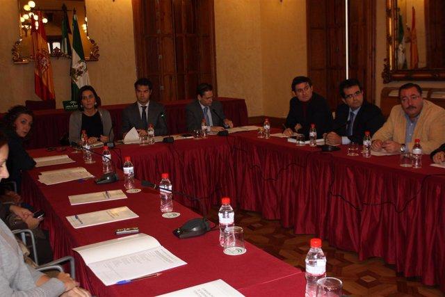 Comisión Provincial de Urbanismo en Almería