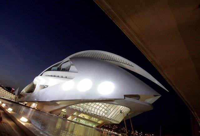 Palau de les Arts Reina Sofia de Valencia