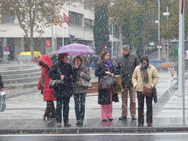Nieve 29 de noviembre