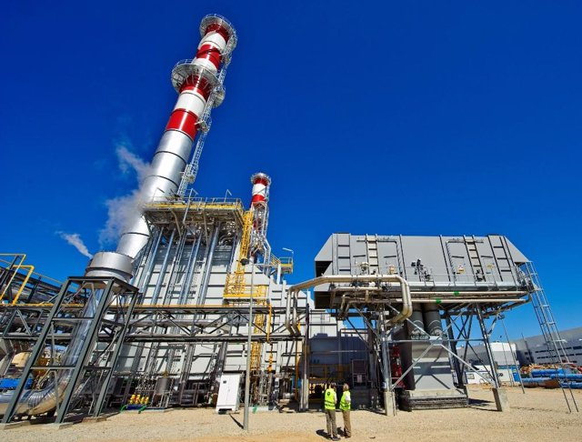 Industria energética