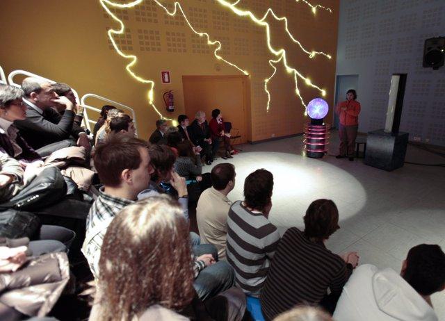 Acto de entrega de las becas de Fundación Iñaki Goenaga.