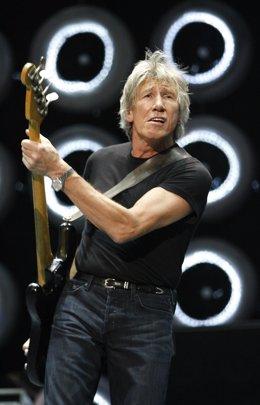 El Músico De Pink Floyd Roger Waters