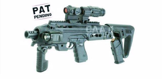 Pistola Kit Ron G-1