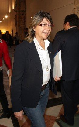 Rosa Quintana, conselleira do Mar de la Xunta