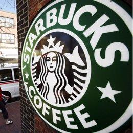 logotipo de cafeteria Starbucks